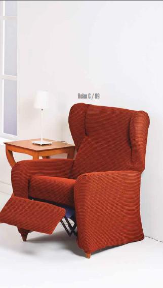 Blog de ropa de cama diciembre 2013 - Como hacer una funda para sillon ...