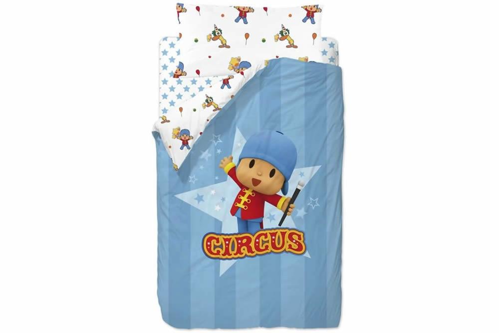 Saco nórdico pocoyo circus