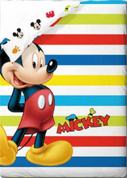 Colcha bouti mickey colors