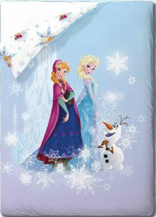Colcha bouti frozen friends