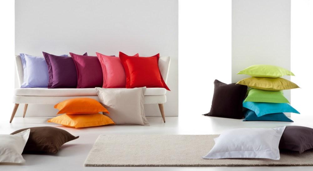 Cojines happy color casaytextil - Cojines de colores ...