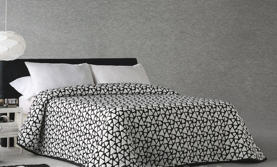 (Cama 90 (190x270 cm) - Negro - )