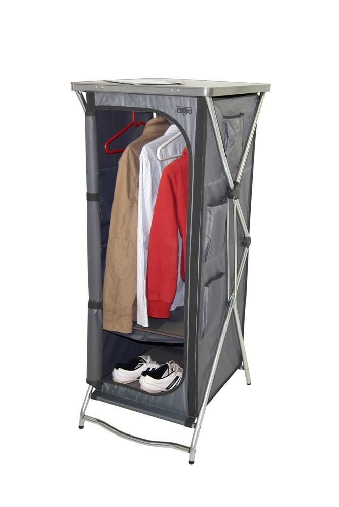 Armario plegable aluminio camping al 101 crespo casaytextil for Armario plegable camping