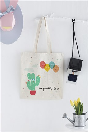 Bolso Imposible Love | CasayTextil