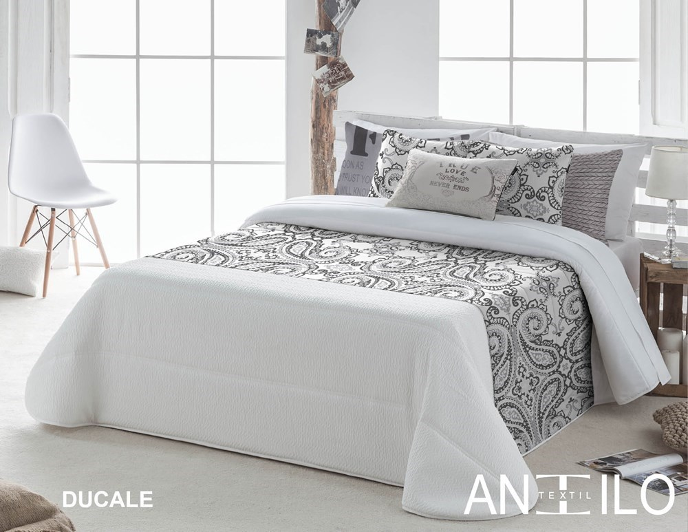 Bouti antilo ducale nico casaytextil - Colcha bouti antilo ...
