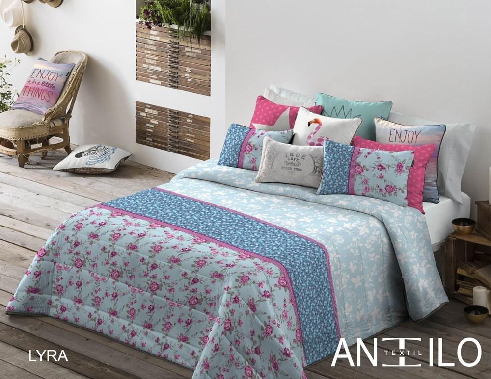 Bouti antilo lyra nico casaytextil - Como hacer una colcha de verano ...