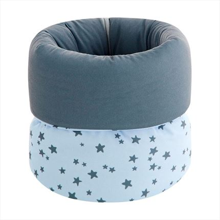 Cesta colonias Little Crown Azul | CasayTextil