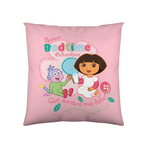 Cojín Bed Time Dora la Exploradora