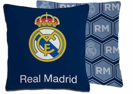 Cojin Edredon Real Madrid.Cojin Estadio Classic 258 Real Madrid