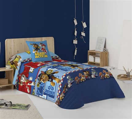 Colcha bouti All Paws Paw Patrol | CasayTextil