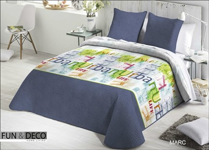Colcha bouti Marc Fundeco | CasayTextil