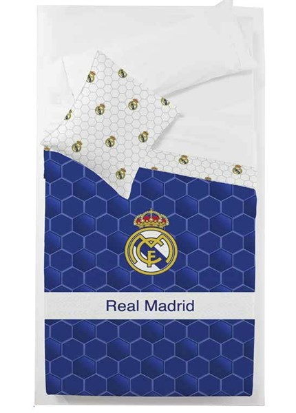 Colcha bouti reversible Real Madrid 248 10 Manterol