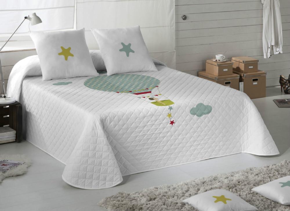 Colcha bouti tutticonfetti chica globo casaytextil - Imagenes de colchas para camas ...