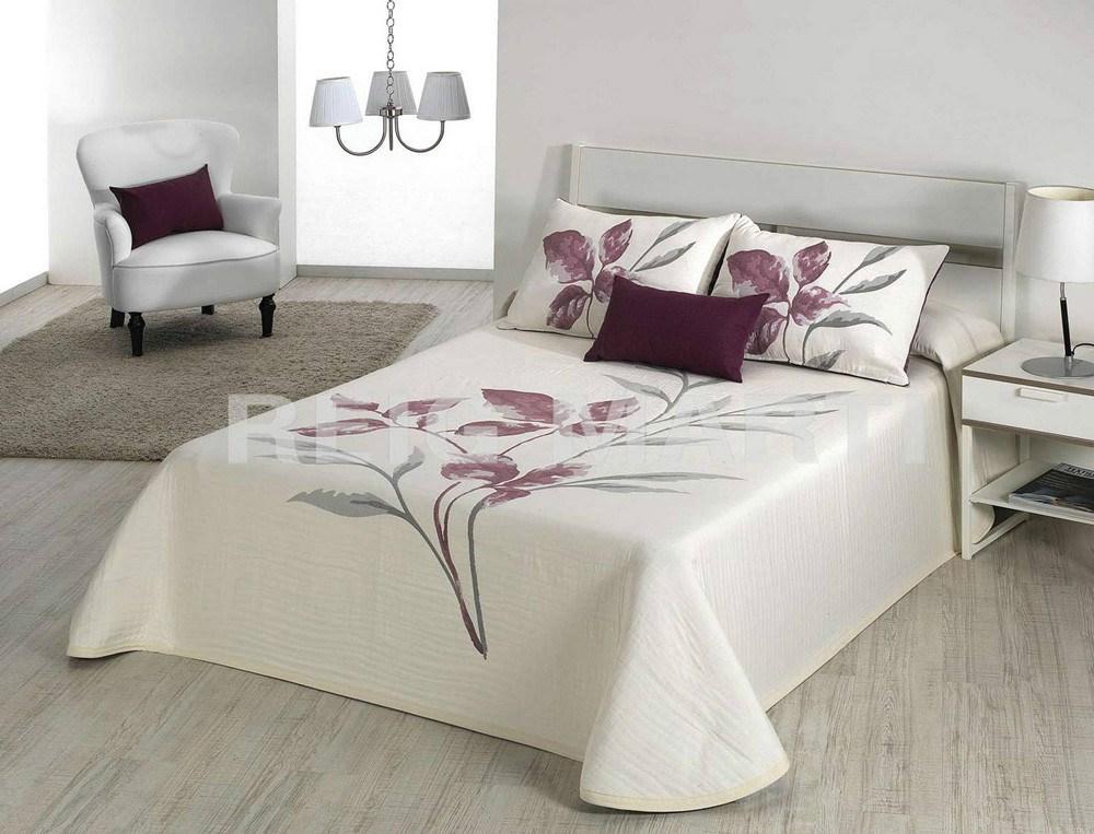 Colcha leave reversible reig mart casaytextil - Colchas para cama de 150 ...