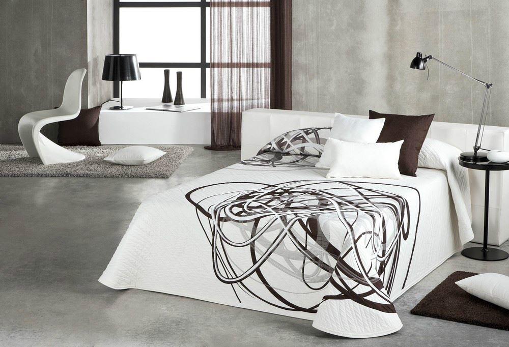 Colcha reversible bifor reig marti casaytextil for Colcha blanca cama 150