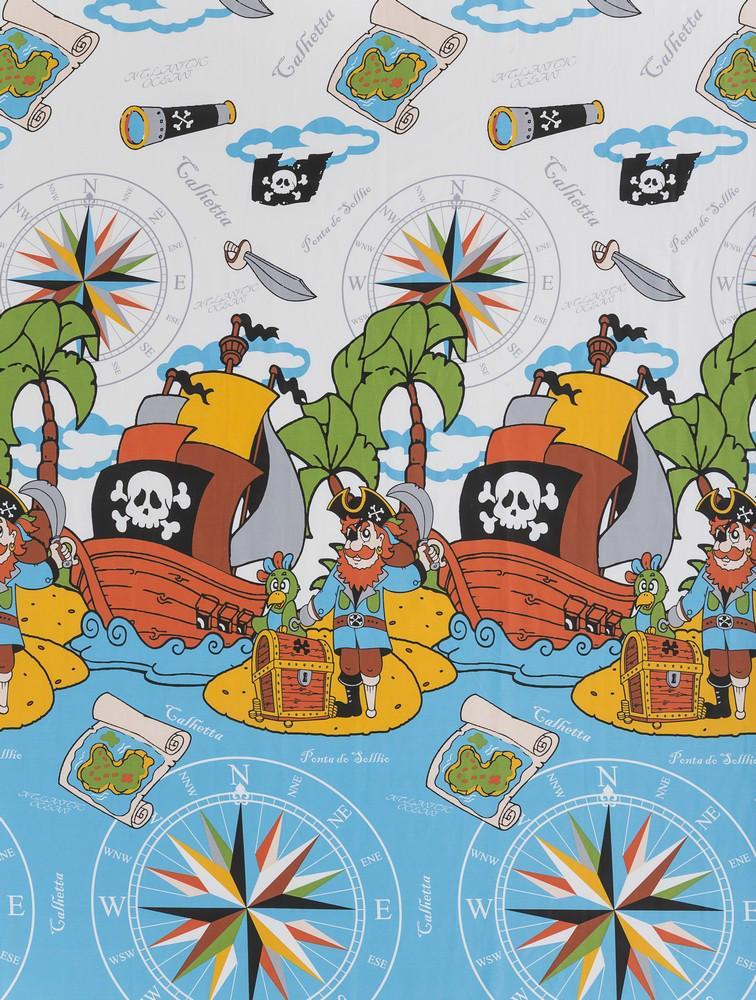 Colcha verano piratas
