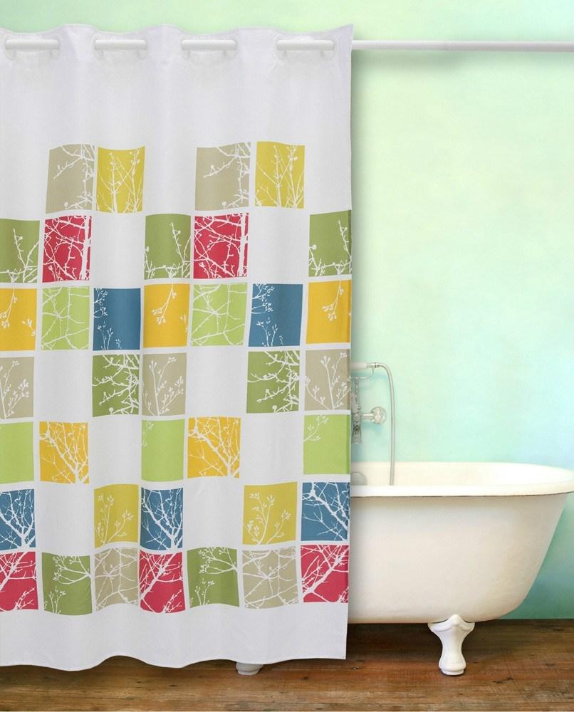 Cortina de ba o antares atenas casaytextil for Accesorios para cortinas de bano