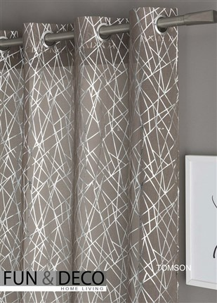 Cortina Tomson Fundeco | CasayTextil