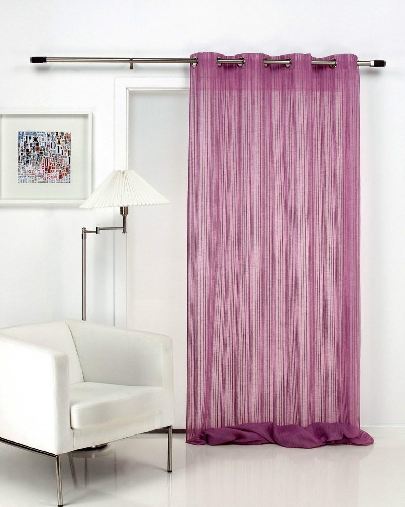 Cortina visillo confeccionada pompeus reig mart casaytextil - Reig marti cortinas ...