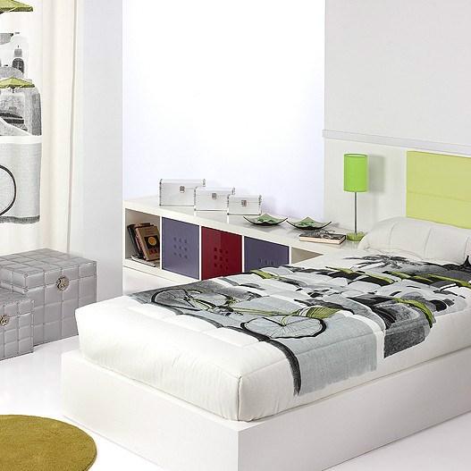 Como amueblar un dormitorio juvenil pequeo ideas para for Ideas originales para decorar un dormitorio