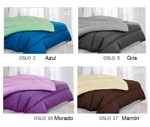 Edredón comforter microfibra Oslo   CasayTextil