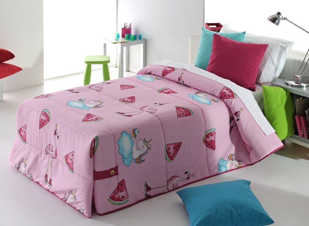 Edredón confort infantil 2 Pink Reig Marti