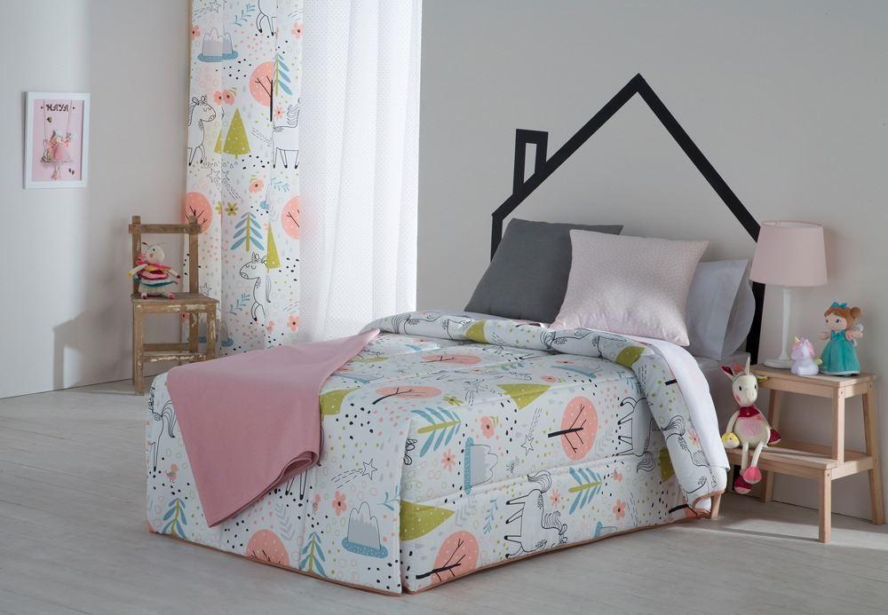 Edredón confort infantil Unicornio