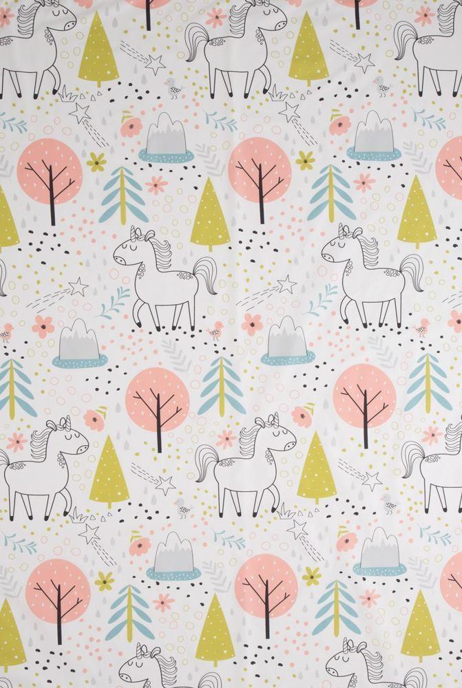 Edredón confort infantil Unicornio (1)