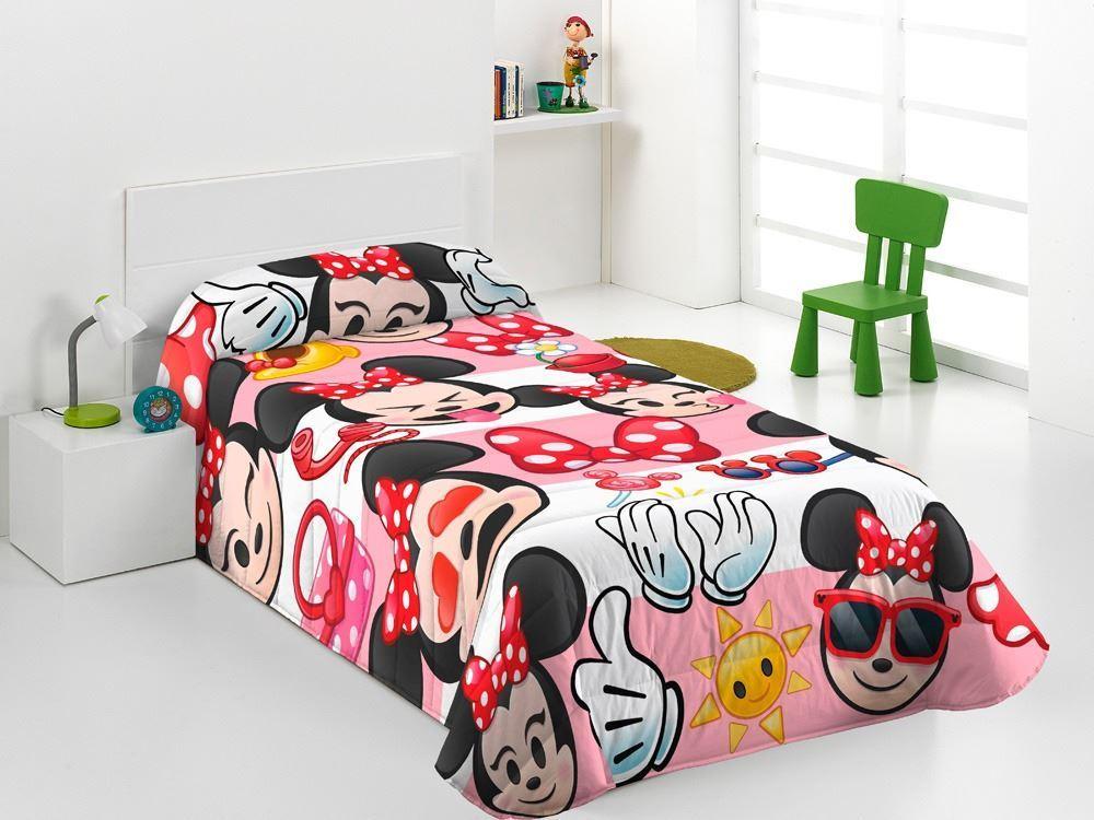 edred n duvet estampado minnie casaytextil. Black Bedroom Furniture Sets. Home Design Ideas