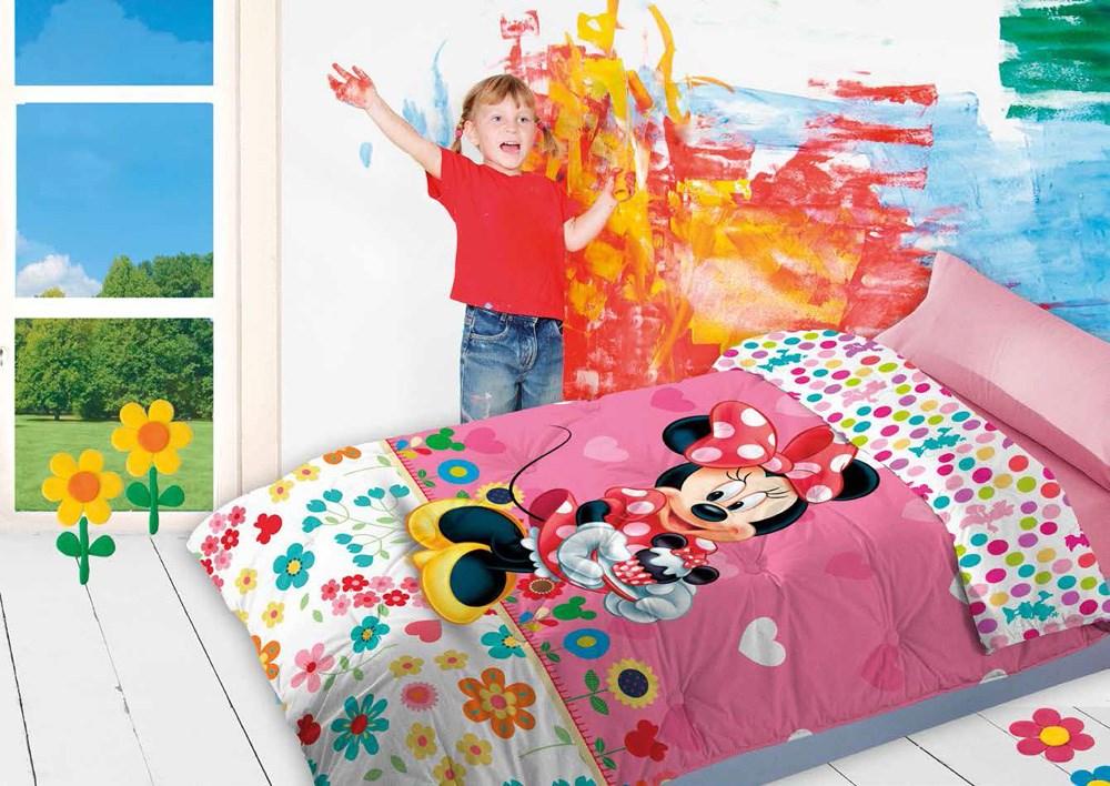 Edredon Nordico Disney.Edredon Duvet Nodico Disney Minnie 566 Manterol Casaytextil
