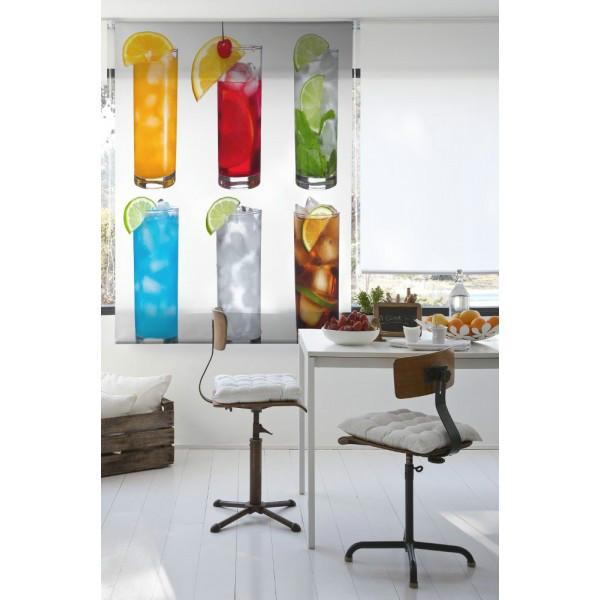 Estor enrollable digital cocina casaytextil - Estor para cocina ...