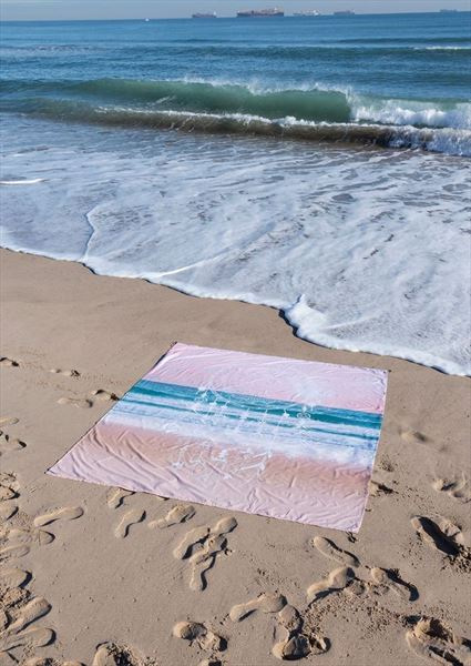 Fouta de playa Dreamcatcher Iceberg