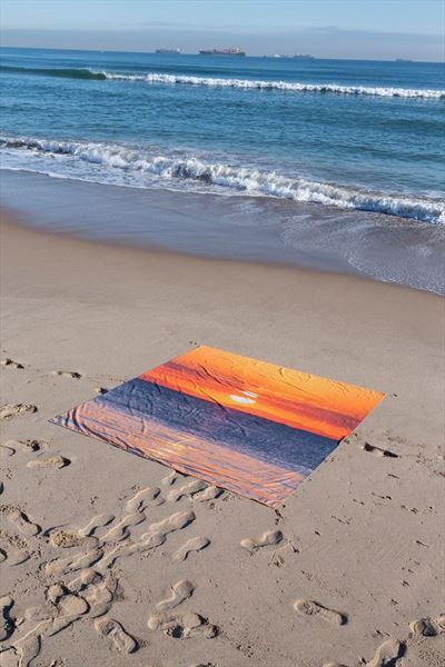 Fouta de playa Sunset Iceberg
