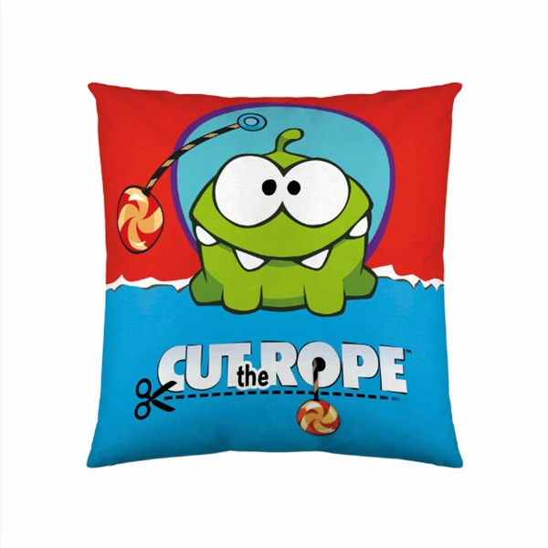 Funda de cojín cut the rope (3)