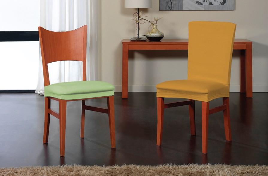 Funda de silla fidji casaytextil - Fundas asiento sillas comedor ...