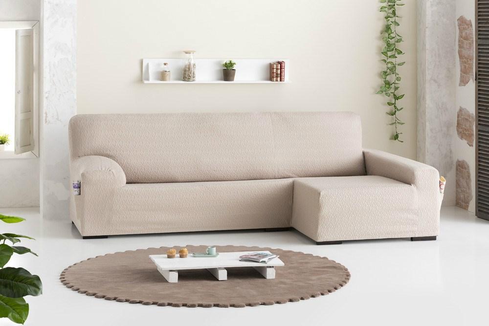 Funda de sof chaise longue tendre eysa casaytextil - Funda de chaise longue ...