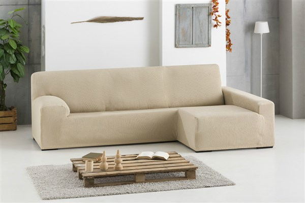 (Chaise longue normal (240 cm) - Natural 00 - )