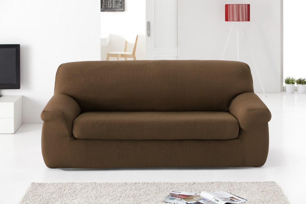 Funda de sof con coj n separado t nez casaytextil - Funda sofa exterior ...