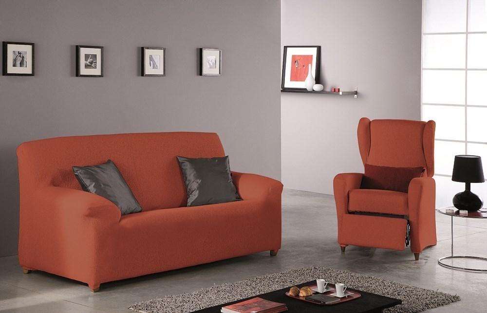 Funda de sof el stica moran casaytextil Funda de sofa elastica
