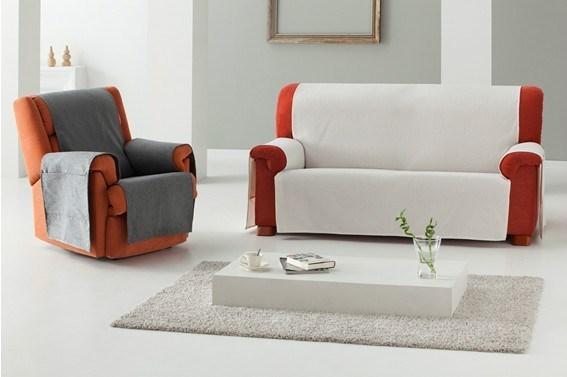 Funda de sof practica zoco casaytextil for Fundas de sofa gris