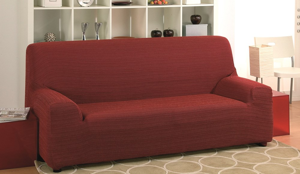 Funda de sof r stica casaytextil for Funda sofa exterior