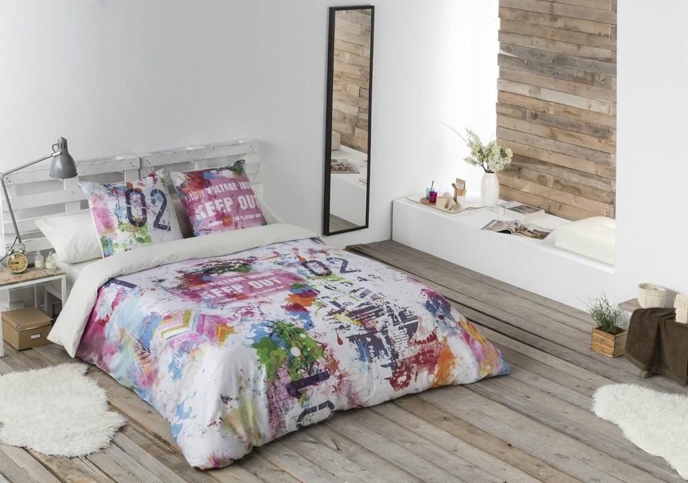 Funda n rdica feeling casaytextil for Funda nordica cama 150
