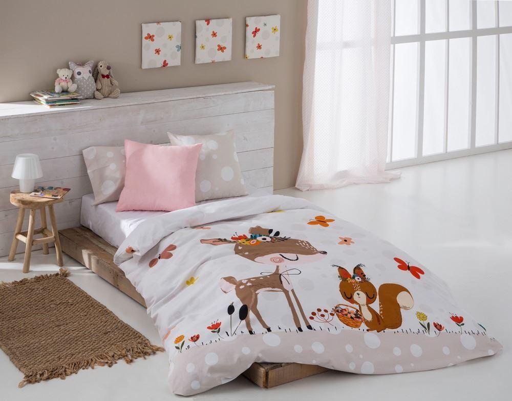 Funda nórdica infantil Bambi Ilustrando tus sueños