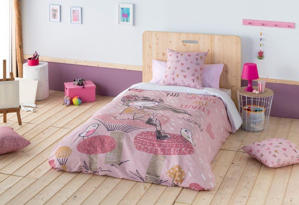 Funda nórdica infantil Lovely Ilustrando tus sueños