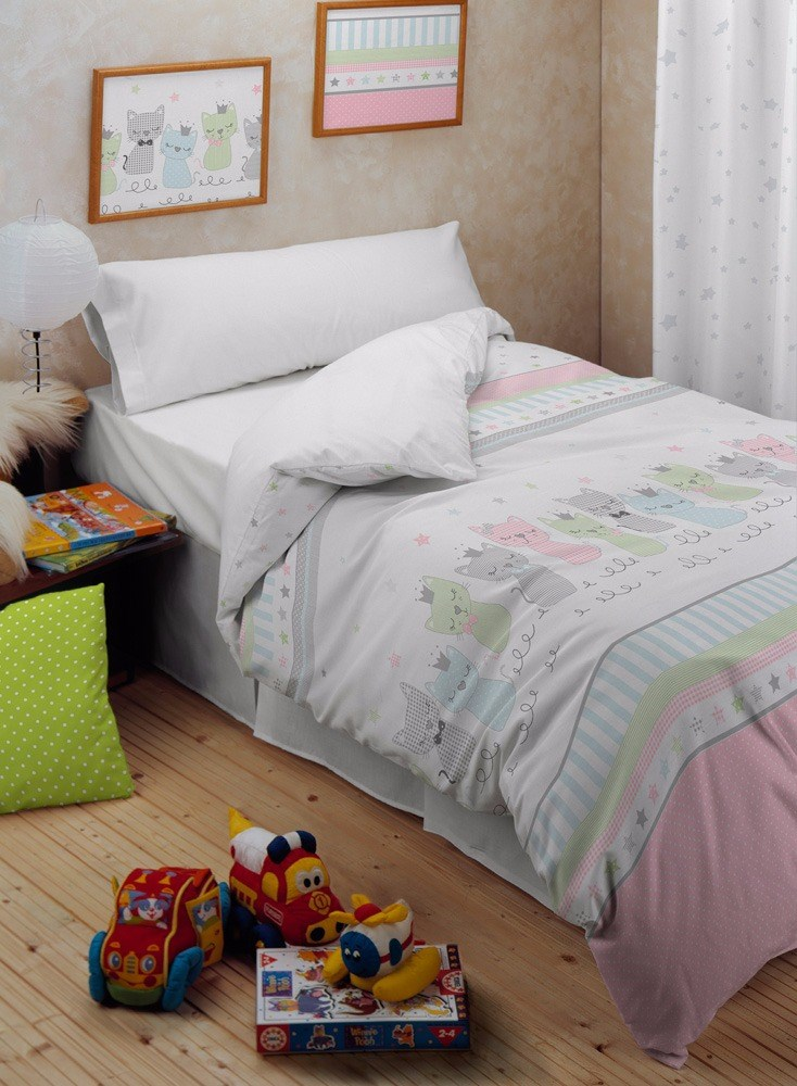 Funda Nordica Infantil Puka Casaytextil