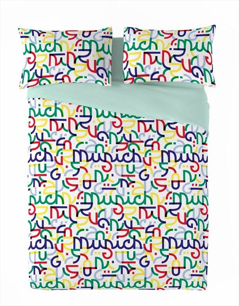Funda nórdica One Kid Munich (1)