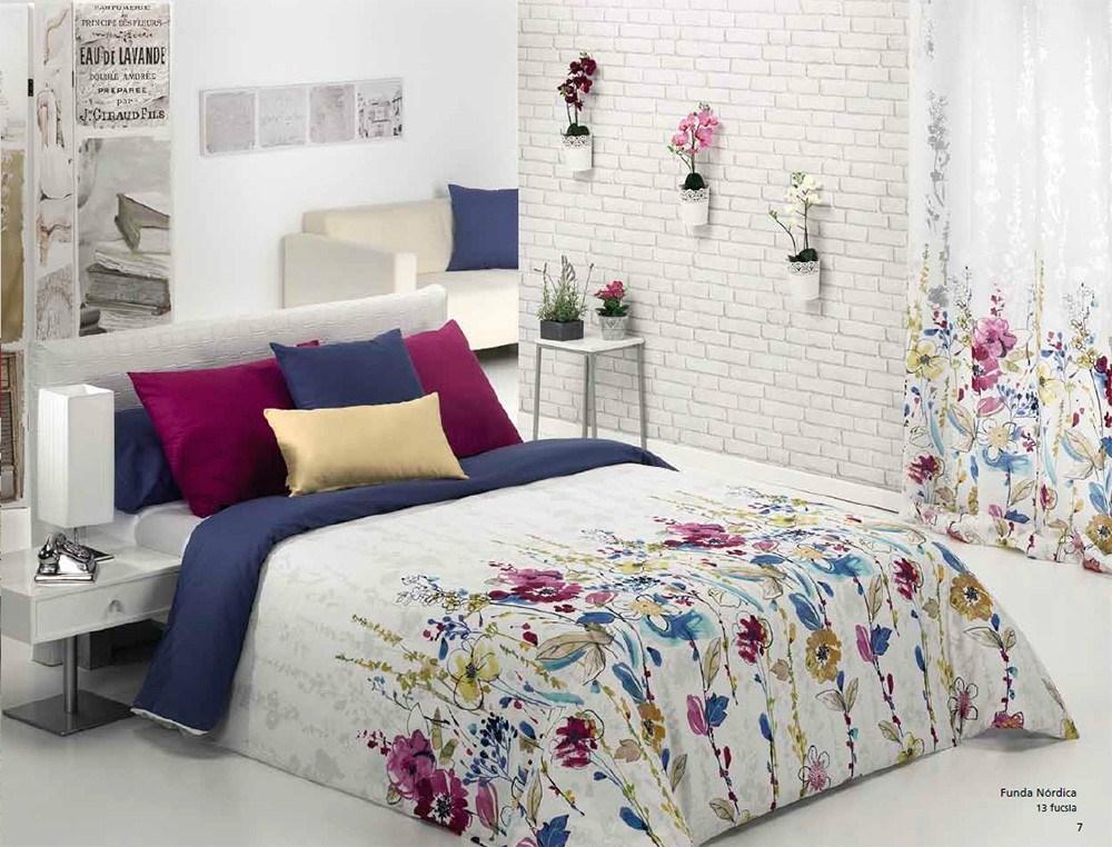 Funda n rdica salma ca ete casaytextil - Fundas nordicas para camas de 105 ...