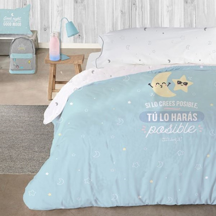 Funda nórdica Siestas & Fiestas Mr. Wonderful | CasayTextil