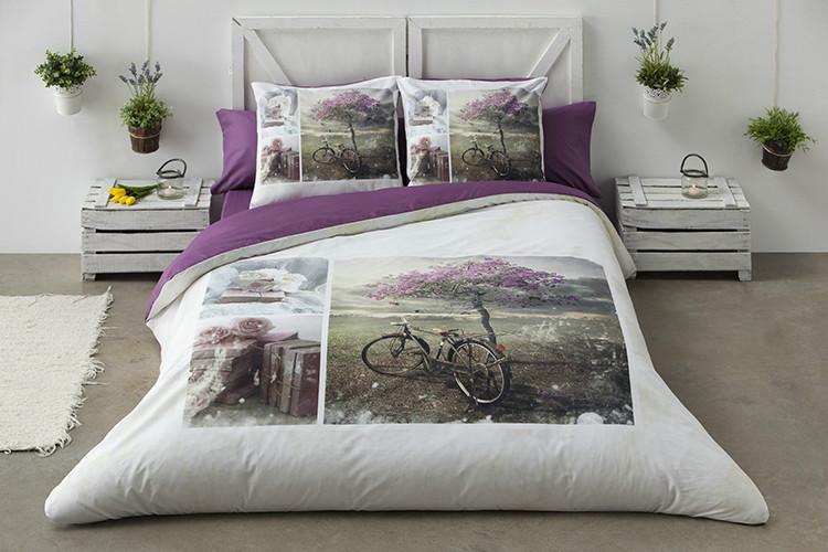 Funda n rdica vintage casaytextil - Fundas nordicas para camas de 105 ...
