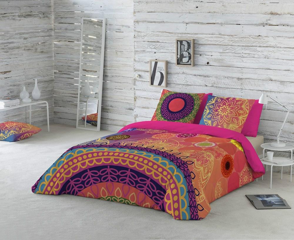 Funda n rdica yasin naturals casaytextil - Fundas nordicas para camas de 105 ...